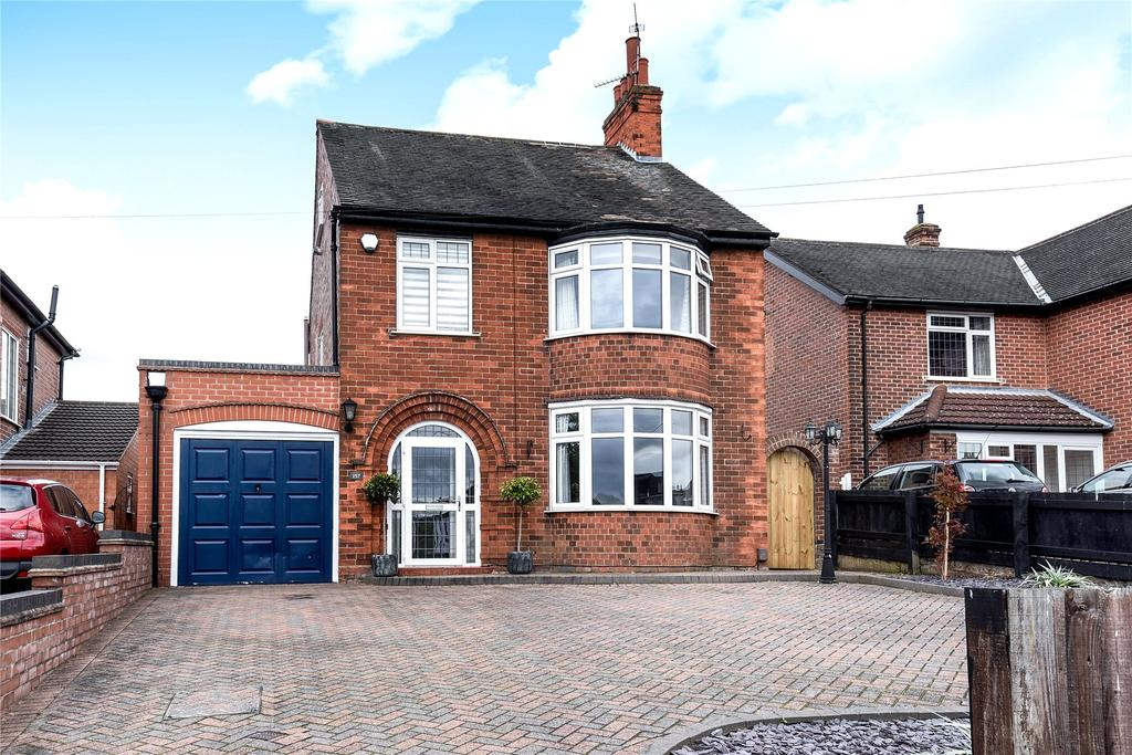 4 Bedrooms Detached House for sale in Bridge End Road, Grantham, NG31