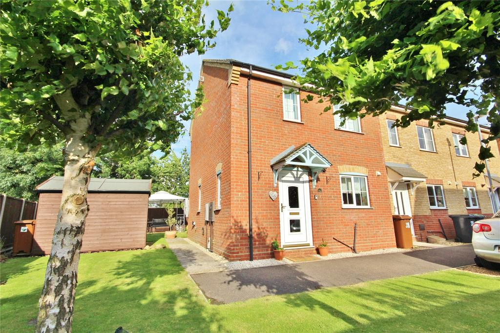 2 Bedrooms Semi Detached House for sale in Bramling Way, Sleaford, NG34
