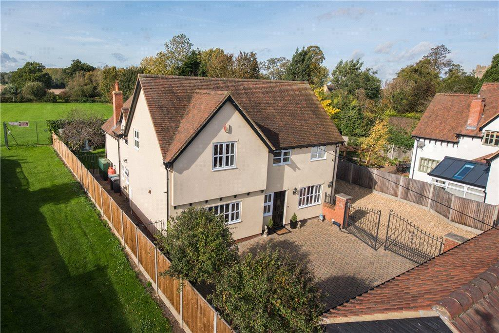 5 Bedrooms Detached House for sale in Church Street, Tempsford, Sandy, Bedfordshire