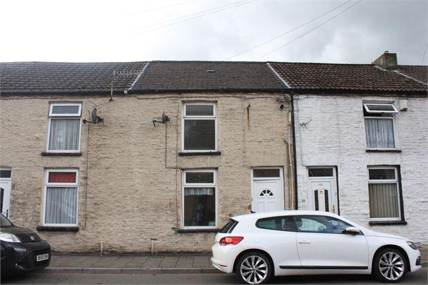 2 Bedrooms Terraced House for sale in Trealaw Road, Trealaw , Tonypandy, Rhondda Cynon Taff. CF40 2NX