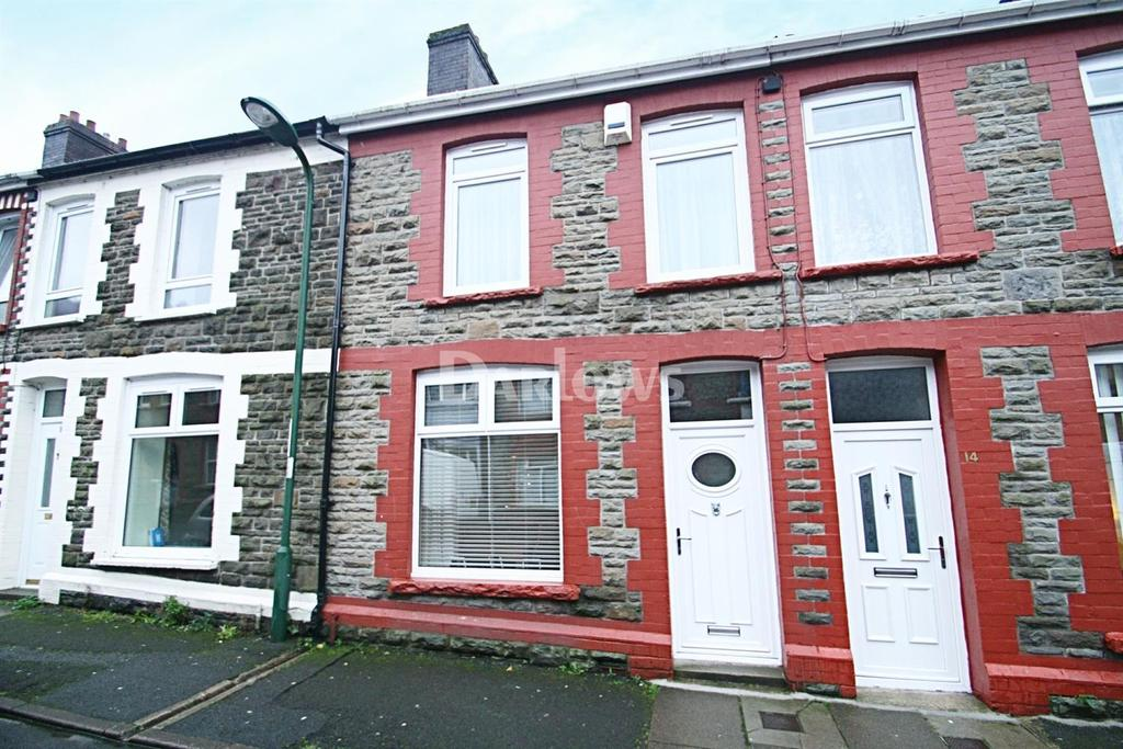 2 Bedrooms Terraced House for sale in Railway Street, Llanhilleth, Abertillery, Gwent