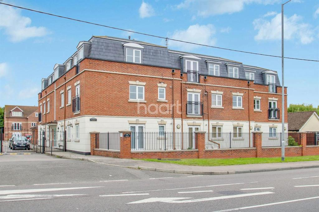 2 Bedrooms Flat for sale in Rayleigh Road, Thundersley