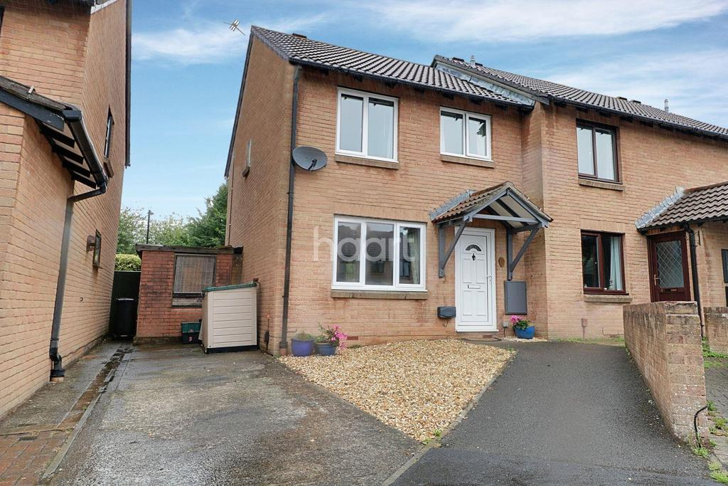 3 Bedrooms Semi Detached House for sale in Bristol, BS16