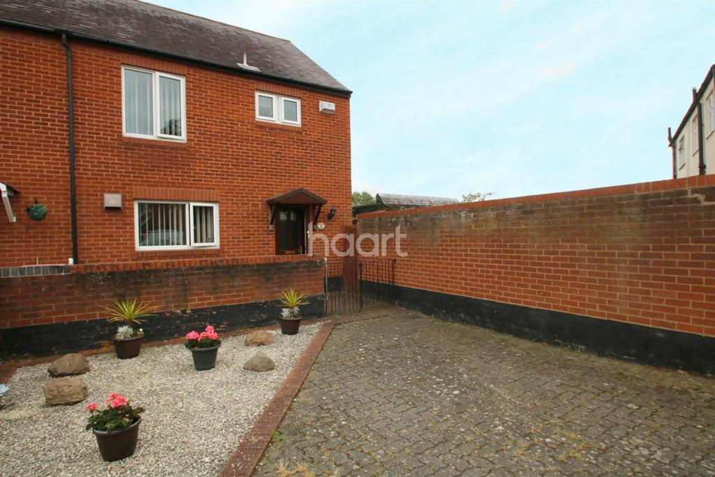 2 Bedrooms End Of Terrace House for sale in Leicester