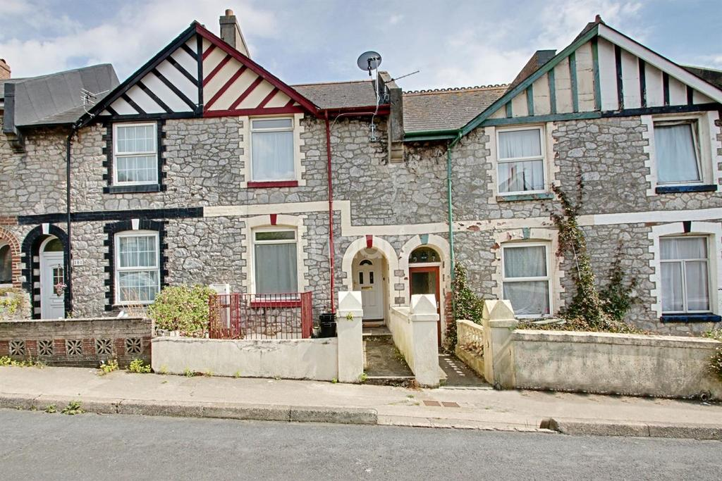 2 Bedrooms Maisonette Flat for sale in Ellacombe Church Road, Torquay