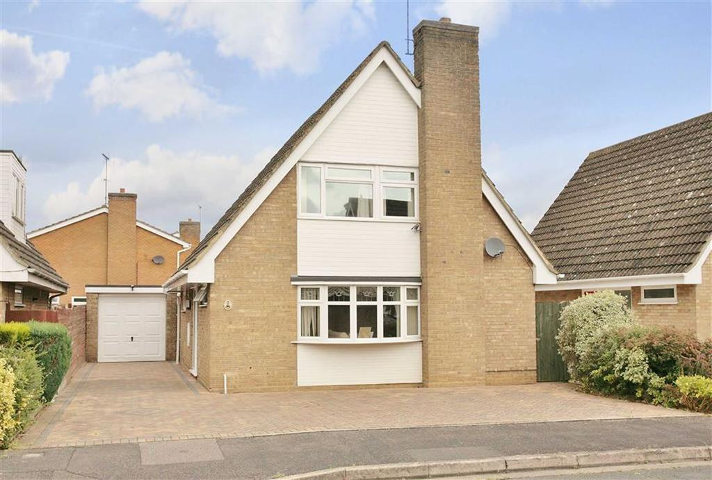 4 Bedrooms Detached House for sale in Heathcote Avenue, Banbury