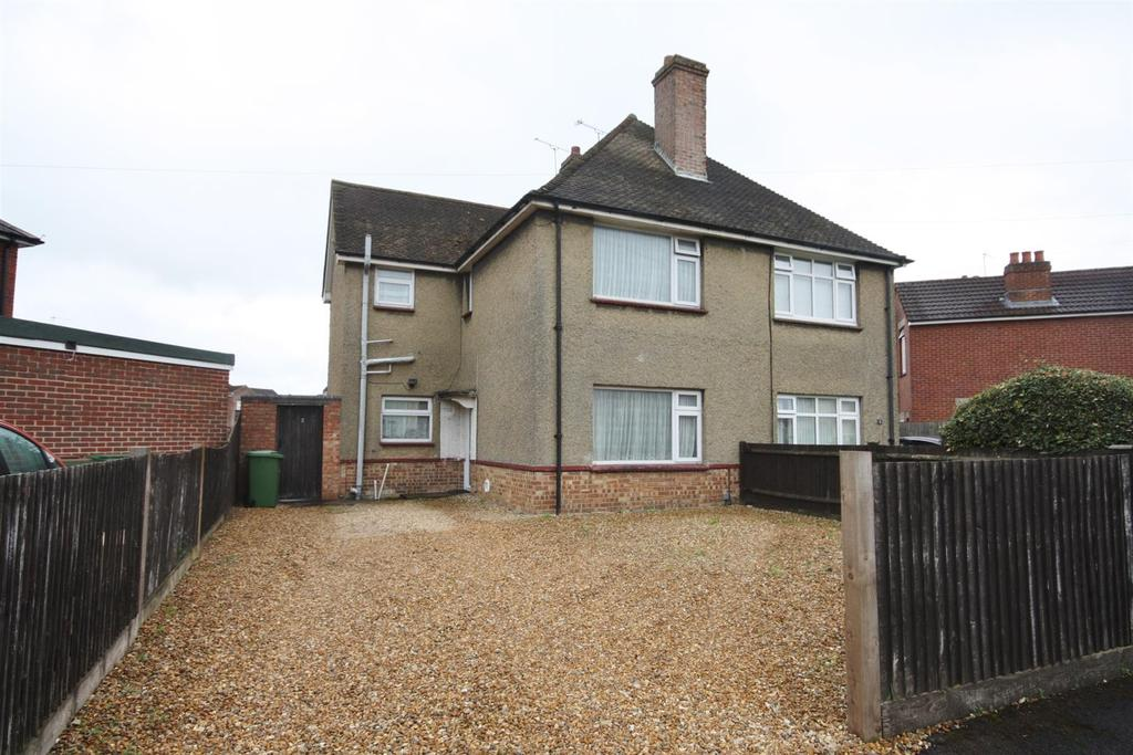 3 Bedrooms Semi Detached House for sale in Owen Road, Eastleigh