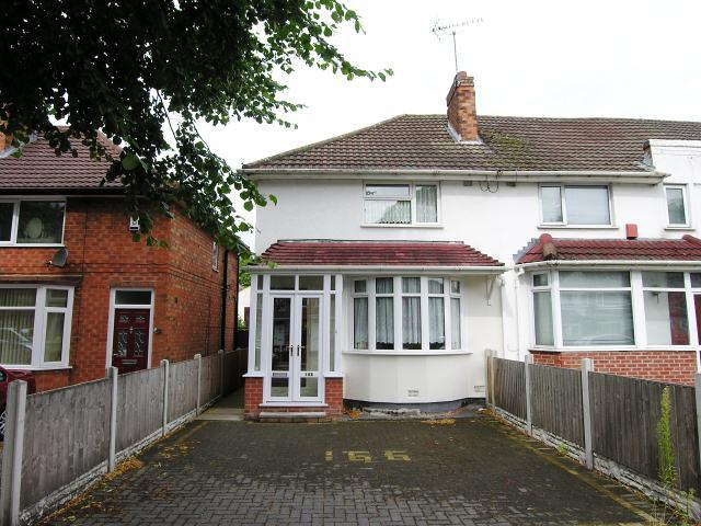 2 Bedrooms End Of Terrace House for sale in Birdbrook Road,Great Barr,Birmingham