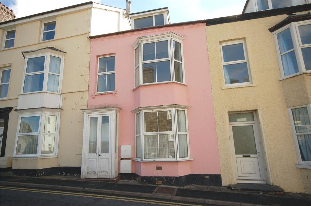 4 Bedrooms Terraced House for sale in Brynymor Terrace, Aberystwyth, Sir Ceredigion