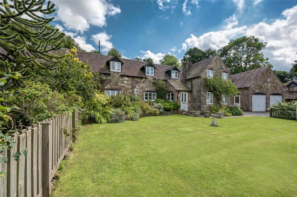 3 Bedrooms Semi Detached House for sale in Farden, Bitterley, Ludlow, Shropshire