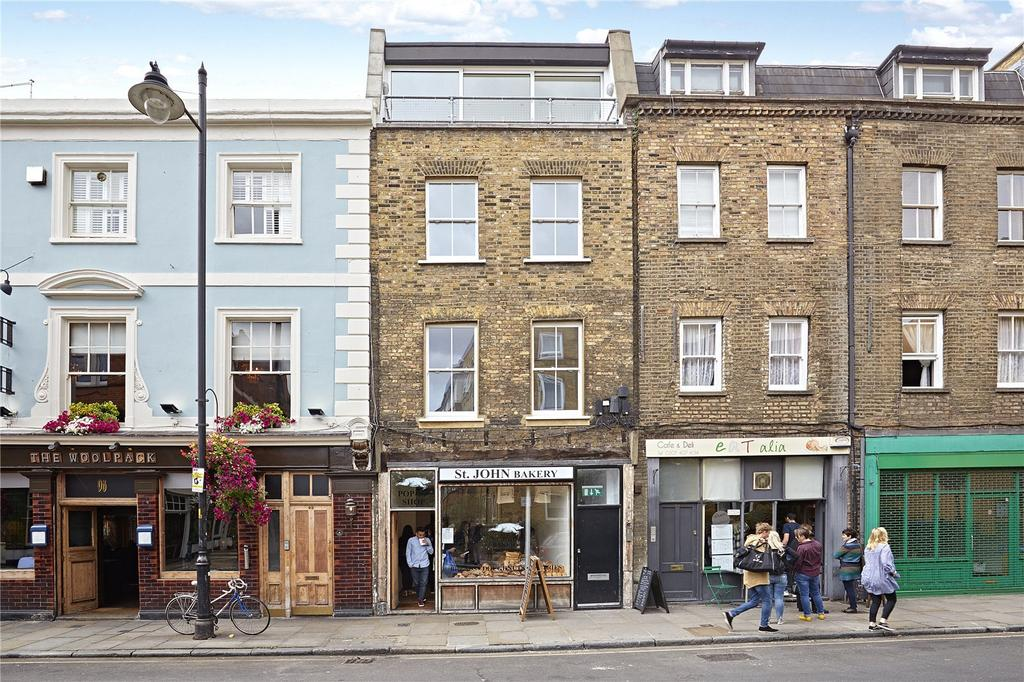 2 Bedrooms Flat for sale in Bermondsey Street, London