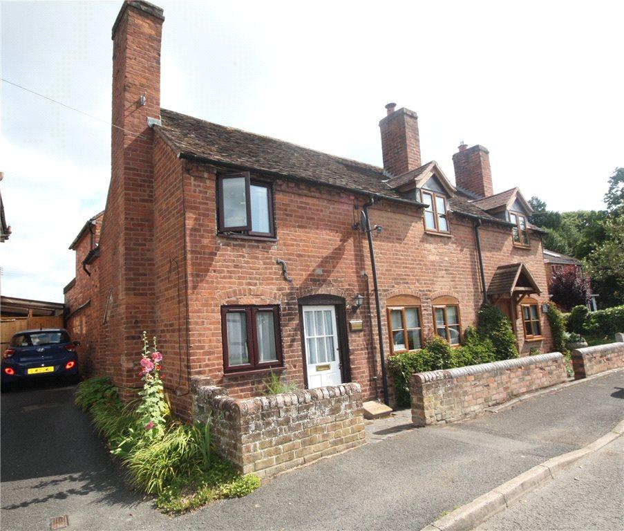 2 Bedrooms Semi Detached House for sale in Church Lane, Hallow, Worcester, Worcestershire, WR2