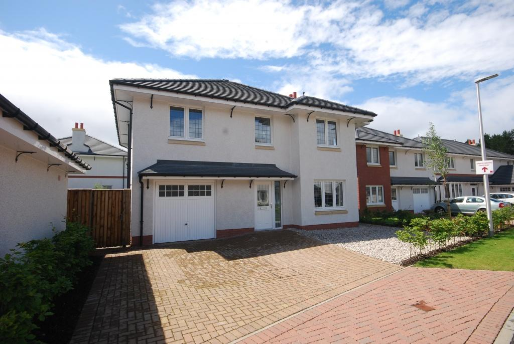 4 Bedrooms Detached Villa House for sale in 33 Braemore Wood, Troon, KA10 7FN