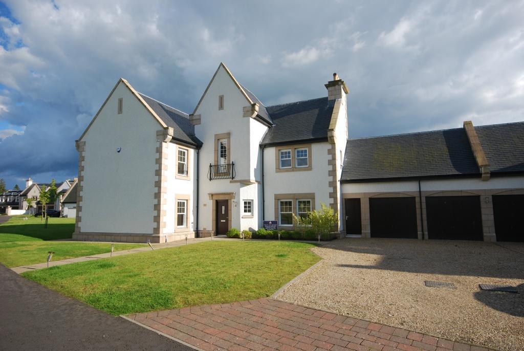 5 Bedrooms Detached Villa House for sale in 10 Rowallan Castle Kilmaurs Road, Fenwick, KA3 2DP
