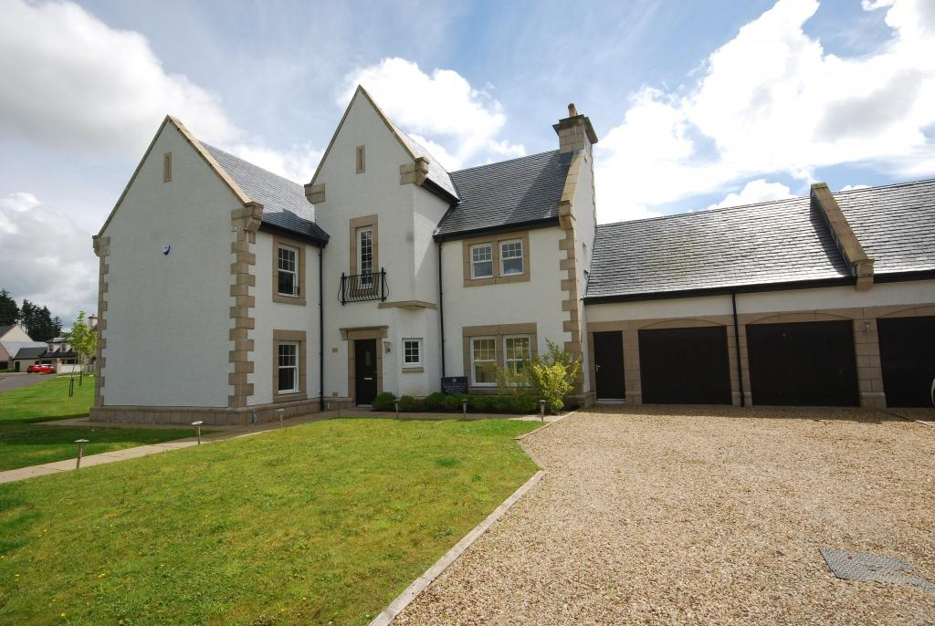 5 Bedrooms Detached Villa House for sale in 10 Rowallan Castle Kilmaurs Road, Fenwick, KA3 2DP