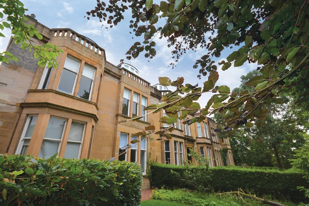 2 Bedrooms Apartment Flat for sale in 11 Beaconsfield Road, Kelvinside, G12 0PJ