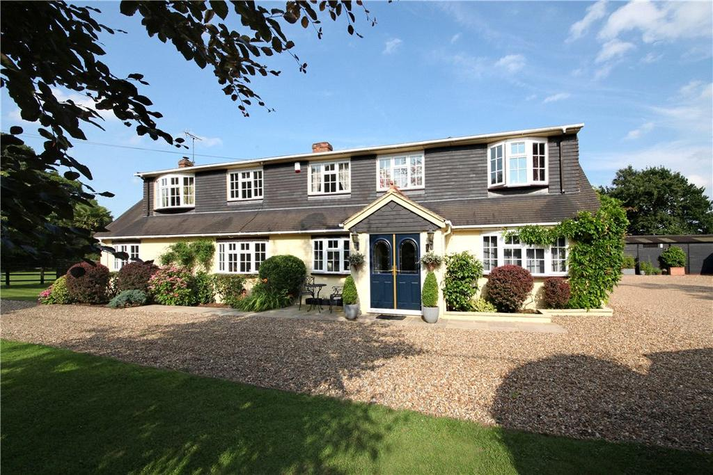5 Bedrooms Land Commercial for sale in Gibbins Lane, Warfield, Berkshire, RG42
