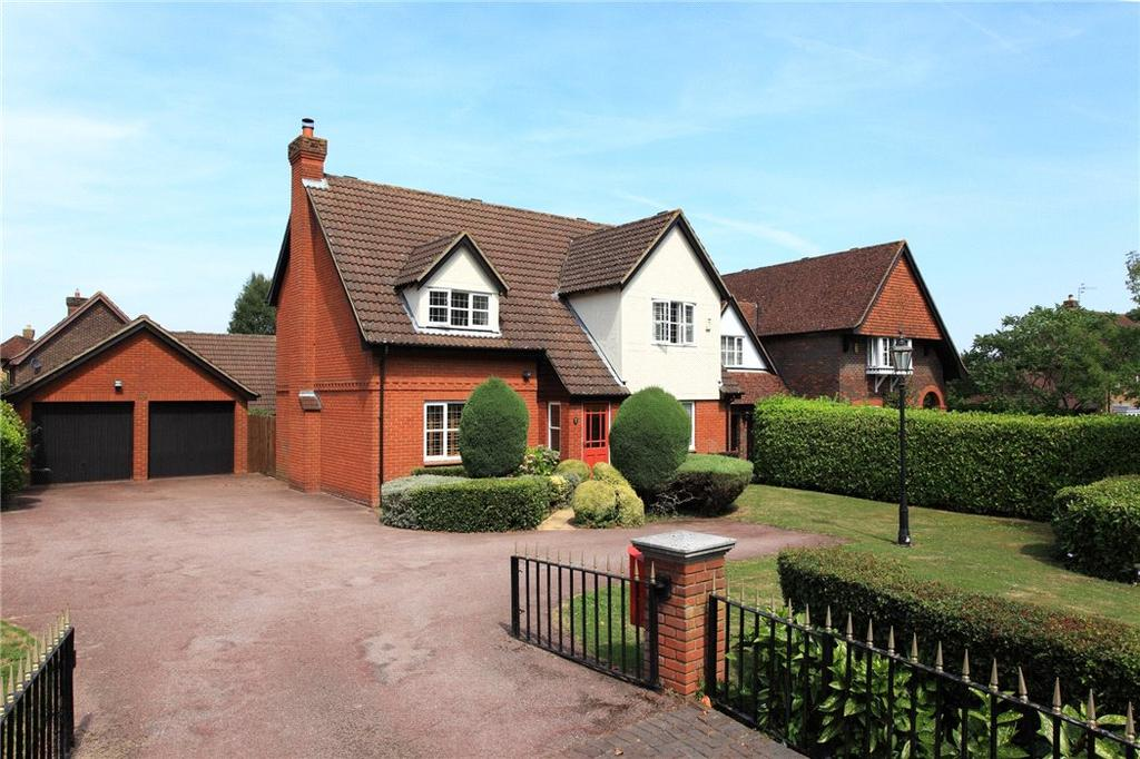 4 Bedrooms Detached House for sale in Yardley Park Road, Tonbridge, TN9