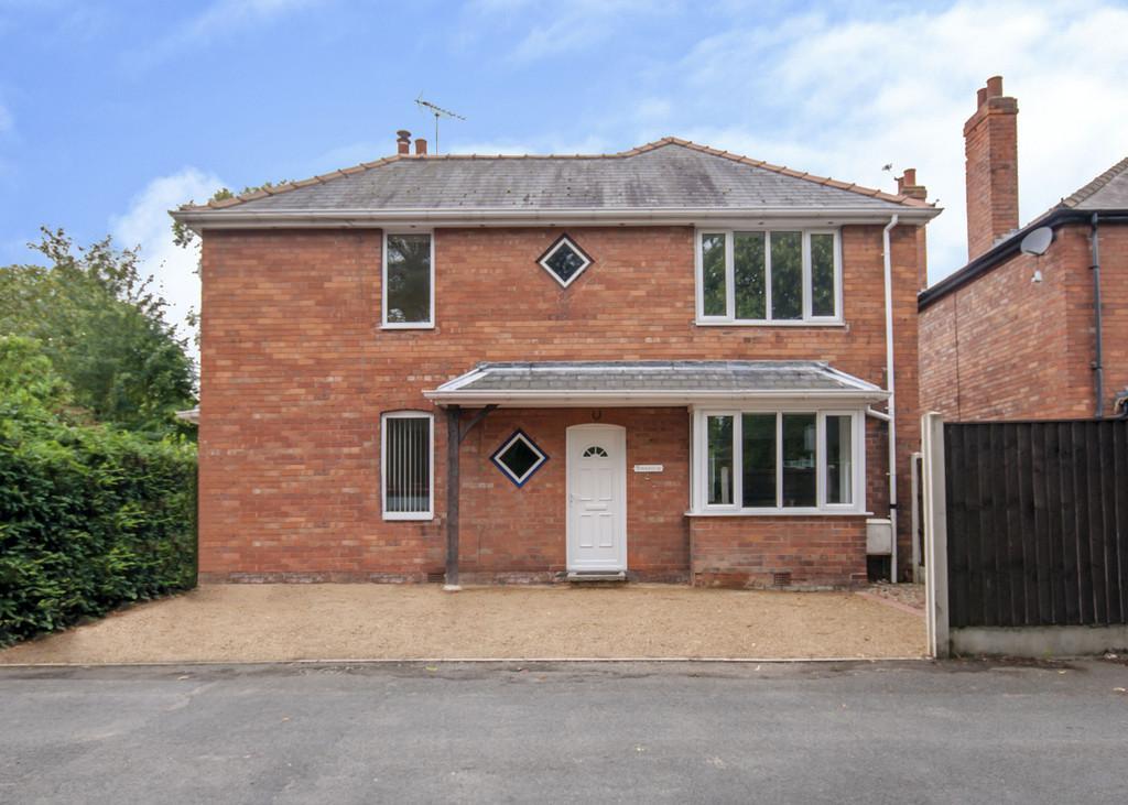 4 Bedrooms Detached House for sale in Pennington Walk, Retford