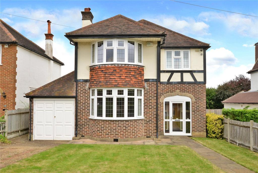 3 Bedrooms Detached House for sale in Northey Avenue, Cheam, Sutton, SM2