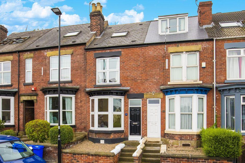 4 Bedrooms Terraced House for sale in 37 Junction Road, Hunters Bar, Sheffield S11