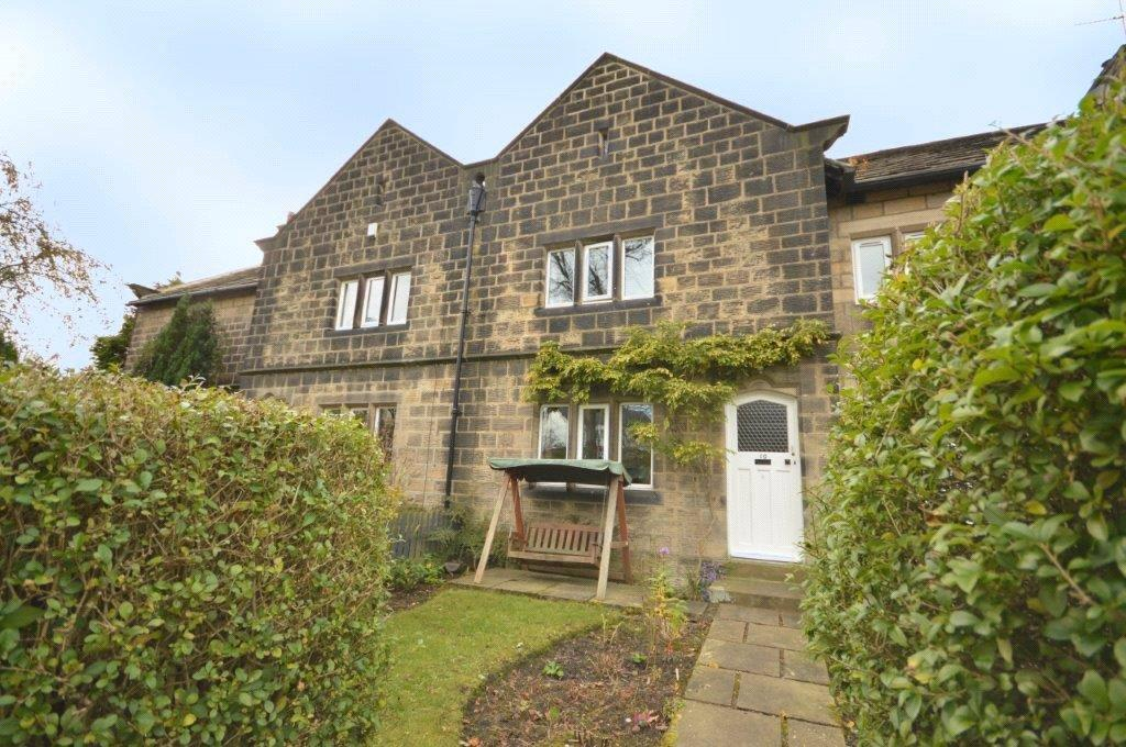 4 Bedrooms Terraced House for sale in Park Gate Crescent, Guiseley