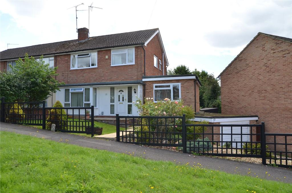 3 Bedrooms Semi Detached House for sale in Elmstone Drive, Tilehurst, Reading, Berkshire, RG31