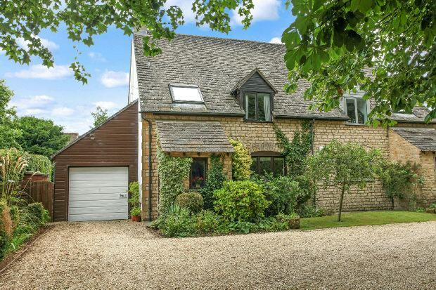 3 Bedrooms Semi Detached House for sale in White Hart Lane, Stow On The Wold, Cheltenham