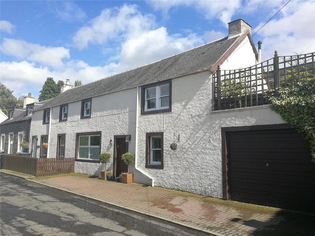 4 Bedrooms House for sale in Riverview Cottages, Lilliesleaf, Melrose, Scottish Borders