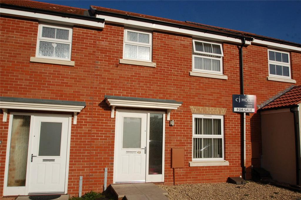 3 Bedrooms Terraced House for sale in Bonita Drive, Bridgwater, TA6