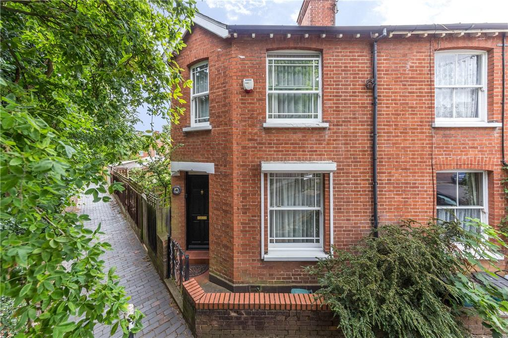 3 Bedrooms End Of Terrace House for sale in Clifton Street, St. Albans, Hertfordshire