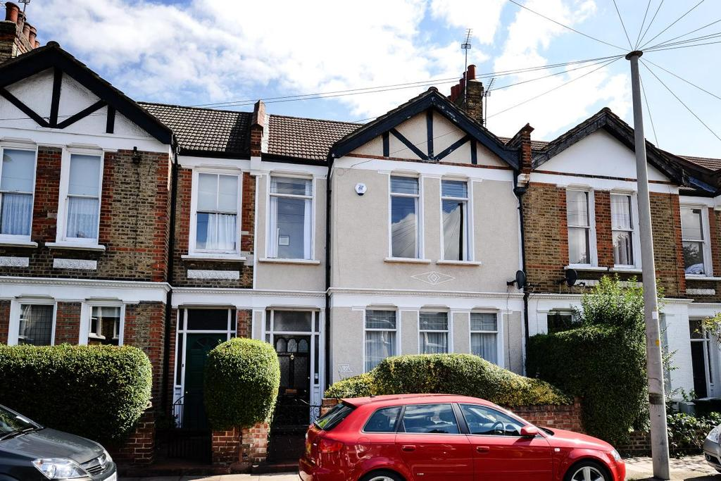 3 Bedrooms Terraced House for sale in Longhurst Road, Hither Green