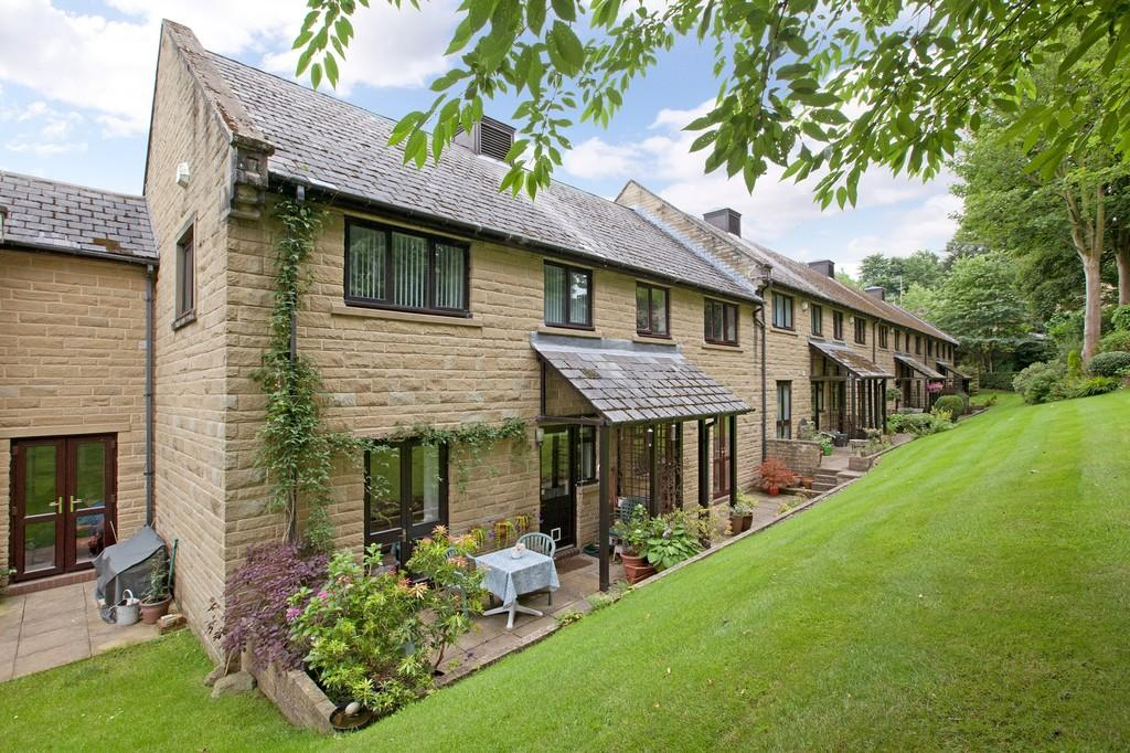 2 Bedrooms Terraced House for sale in Ilkley Hall Park, Ilkley