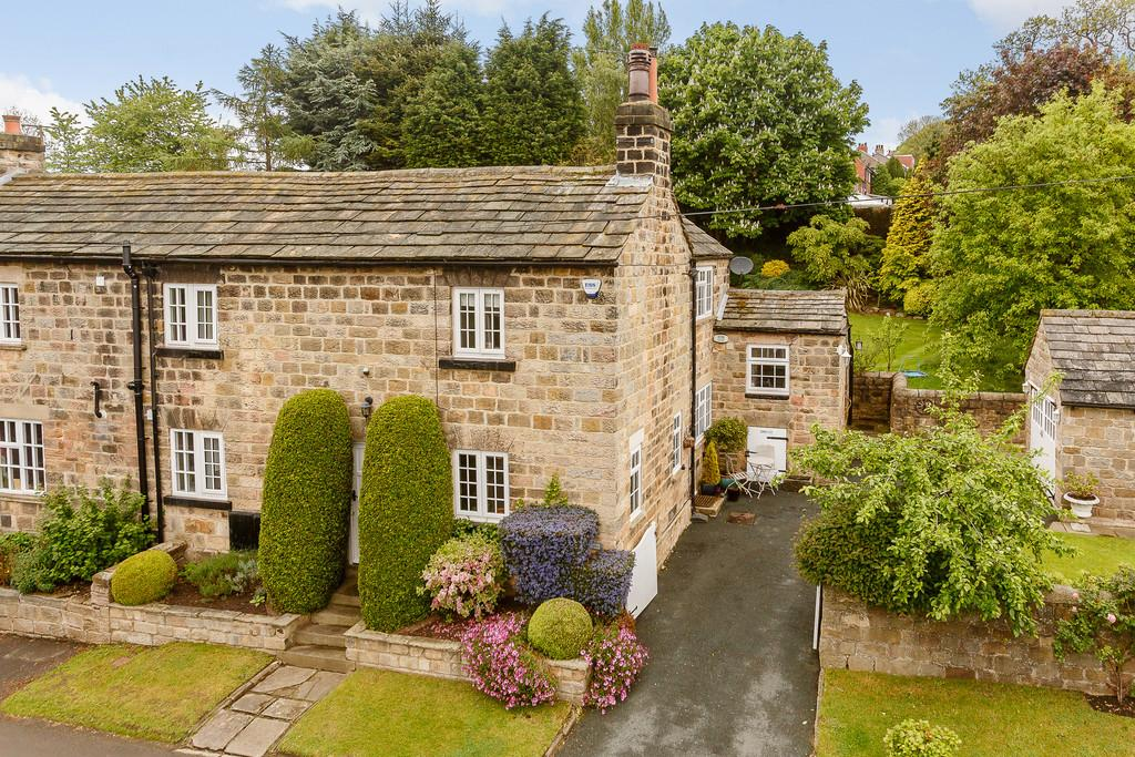 3 Bedrooms Cottage House for sale in Moor Lane, East Keswick