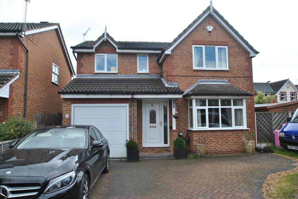4 Bedrooms Detached House for sale in High Alder Road, Bessacarr, Doncaster