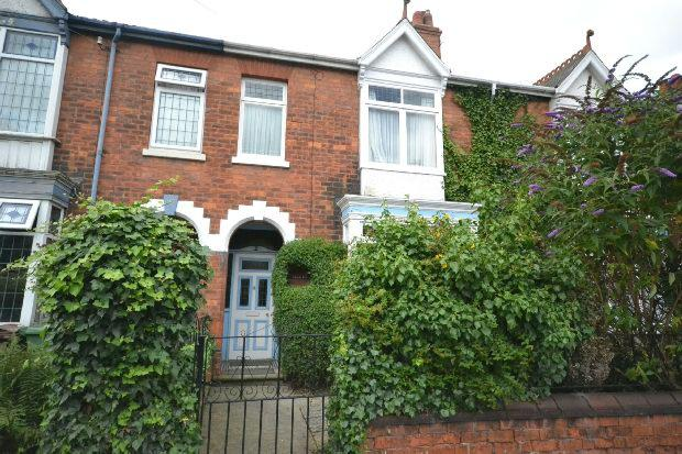 4 Bedrooms Terraced House for sale in Manor Avenue, Grimsby