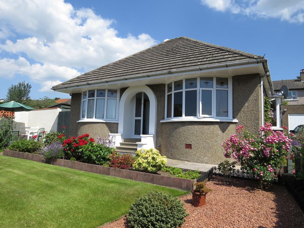 2 Bedrooms Detached Bungalow for sale in Myrtle Bank, Egremont Road, Whitehaven, Cumbria