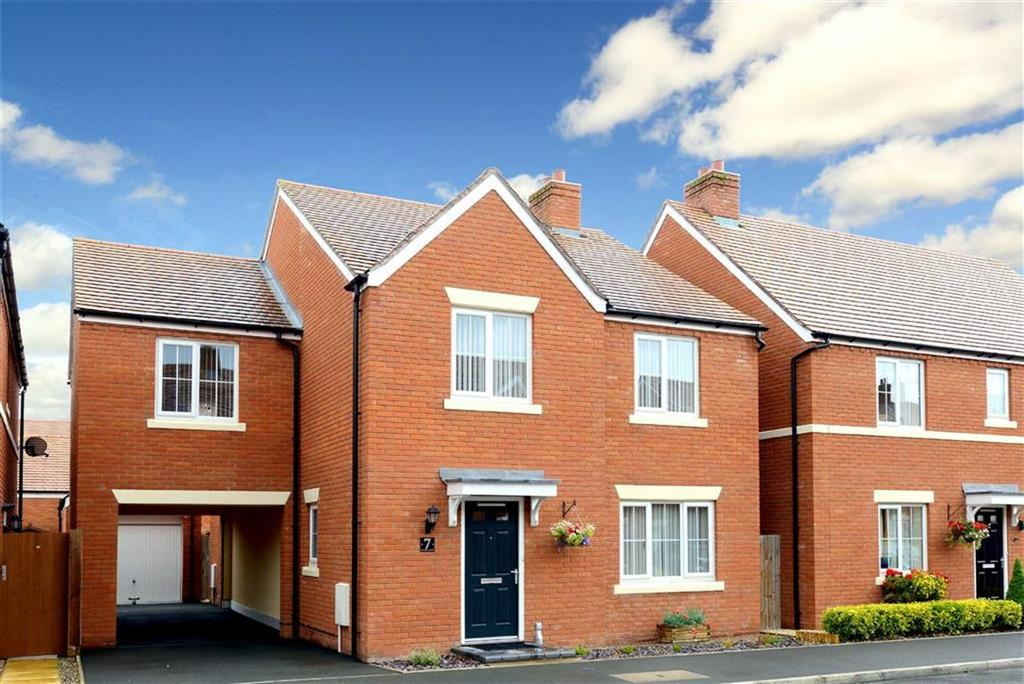 5 Bedrooms Detached House for sale in Toronto Avenue, Copthorne, Shrewsbury, Shropshire