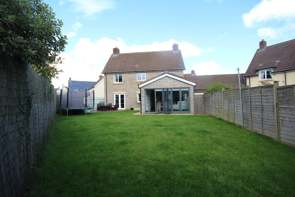 4 Bedrooms Detached House for sale in Dairy Way, Chew Stoke