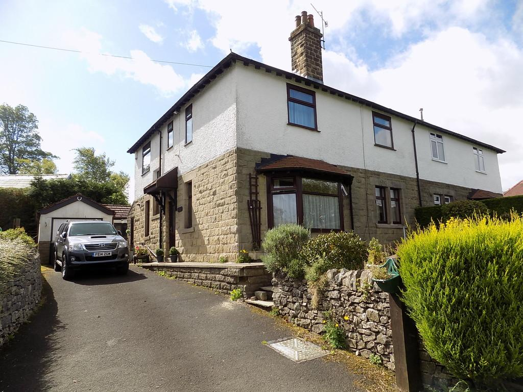 4 Bedrooms Semi Detached House for sale in Bishops Lane, Buxton