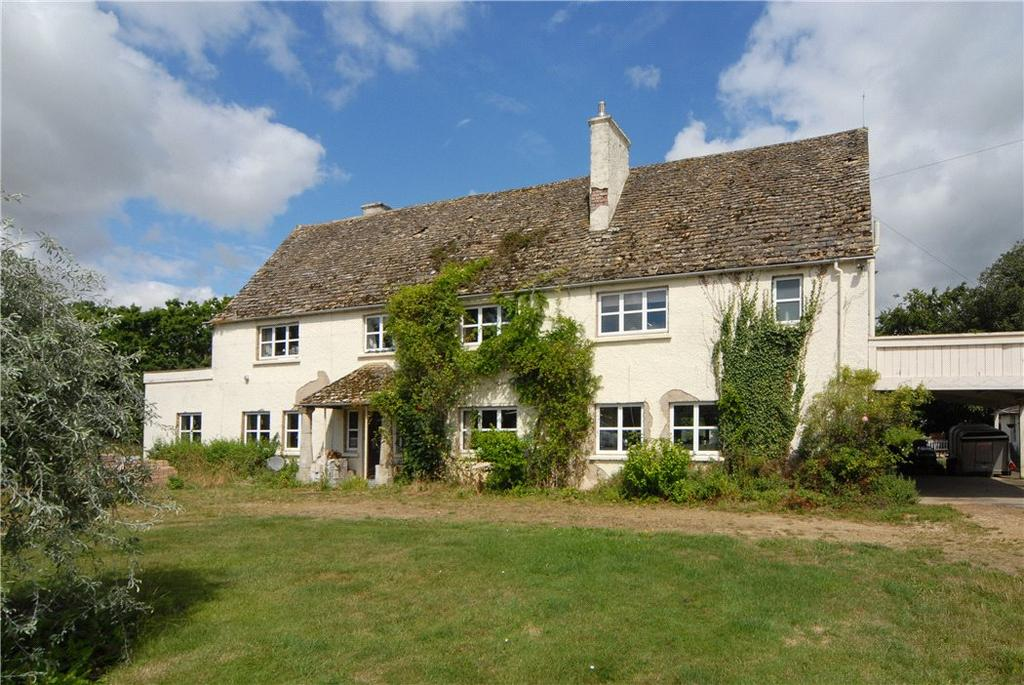 5 Bedrooms Land Commercial for sale in Cirencester Road, South Cerney, Cirencester, Gloucestershire, GL7