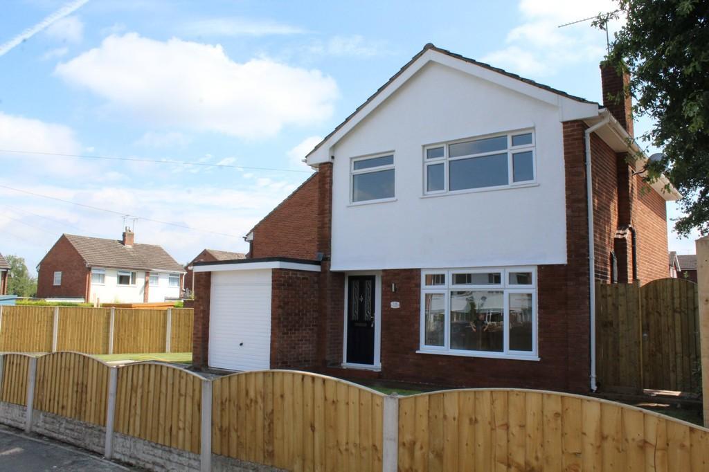 3 Bedrooms Detached House for sale in Wynter Lane, Tilston, Malpas