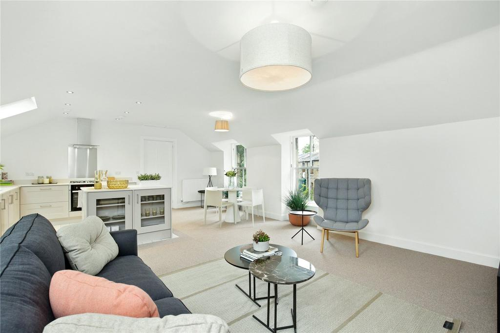 2 Bedrooms Flat for sale in 24 Carlton Terrace Mews, Edinburgh, EH7