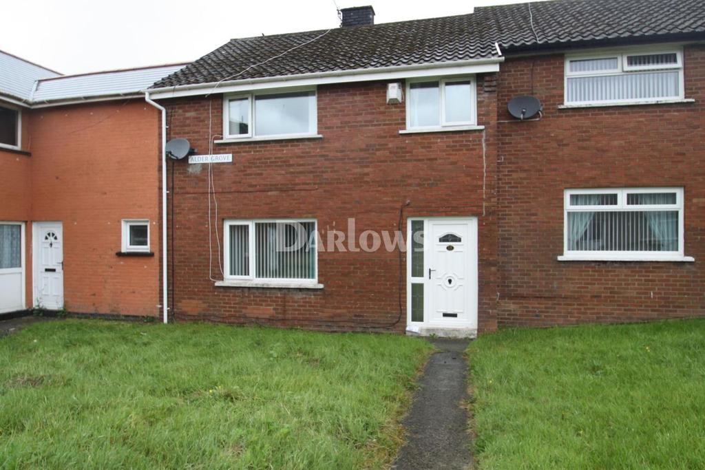 3 Bedrooms Terraced House for sale in Alder Grove, Merthyr Tydfil