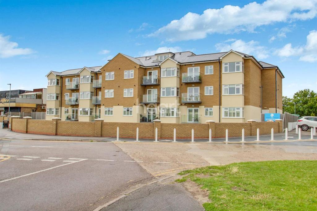 2 Bedrooms Flat for sale in The River Front, Canvey