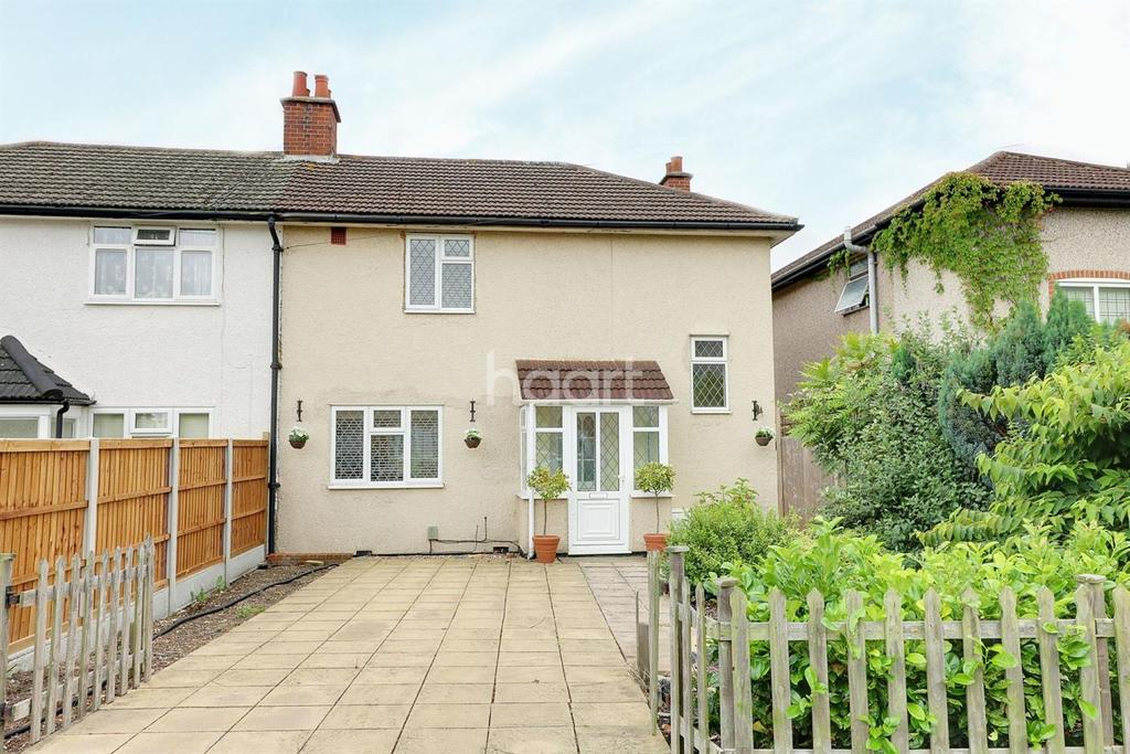 3 Bedrooms Semi Detached House for sale in Addison Road, Barkingside