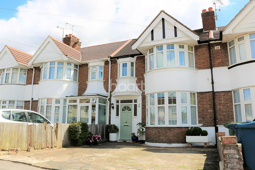 3 Bedrooms Terraced House for sale in Church Lane, HA3