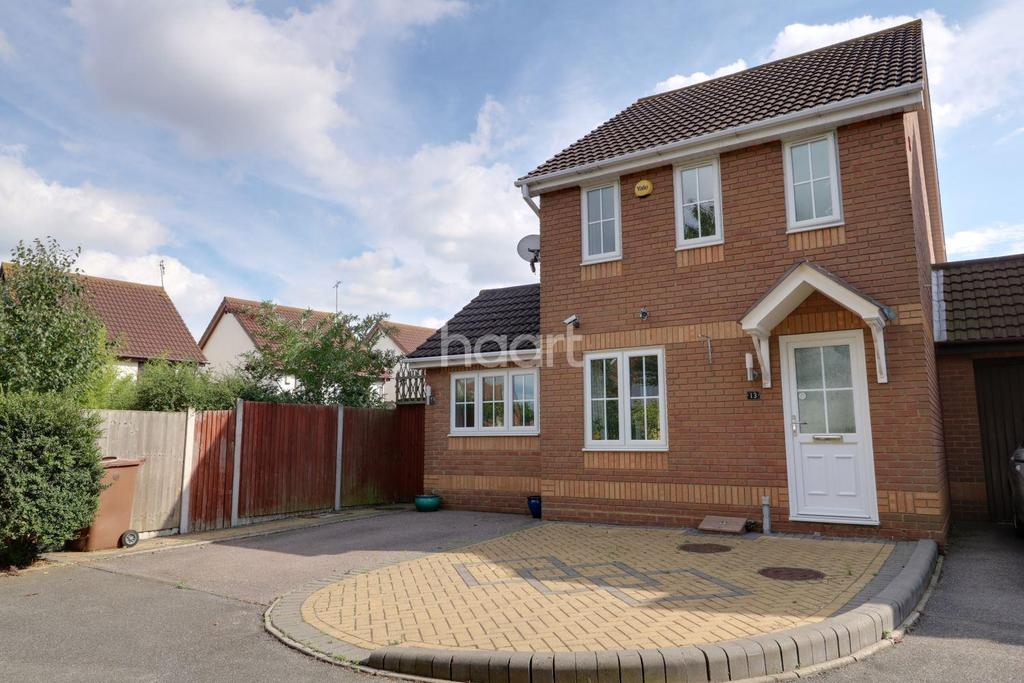 3 Bedrooms Detached House for sale in Hastings Close, Grays