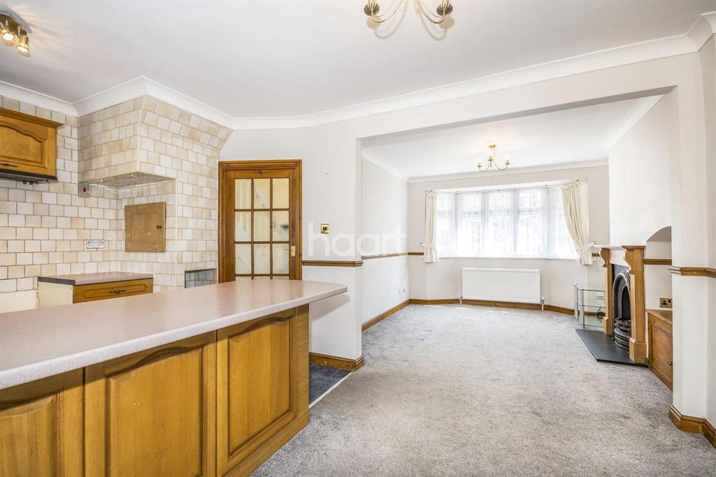 3 Bedrooms End Of Terrace House for sale in Lynmouth Avenue, Lower Morden, Surrey, SM4