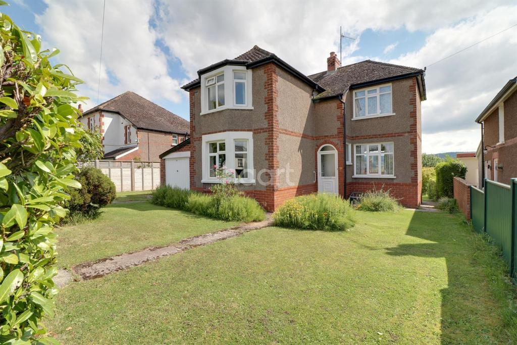 3 Bedrooms Detached House for sale in Hereford Road, Monmouth